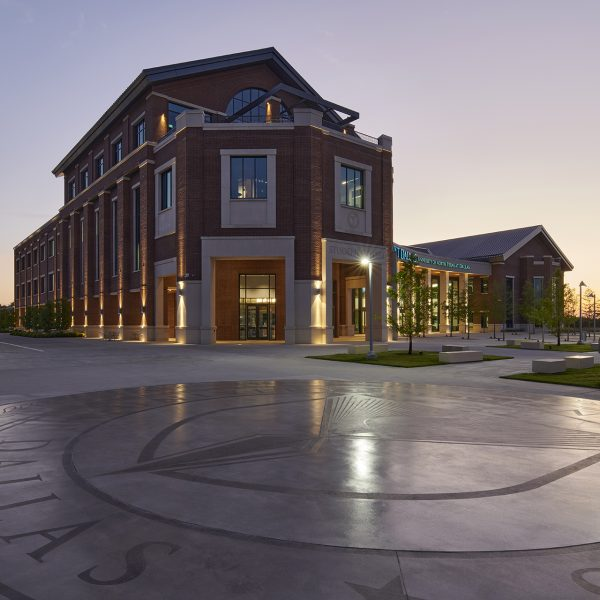 UNT; Student Center; Dallas Campus; VAI Architects; Moody Nolan Architects; Austin Commercial