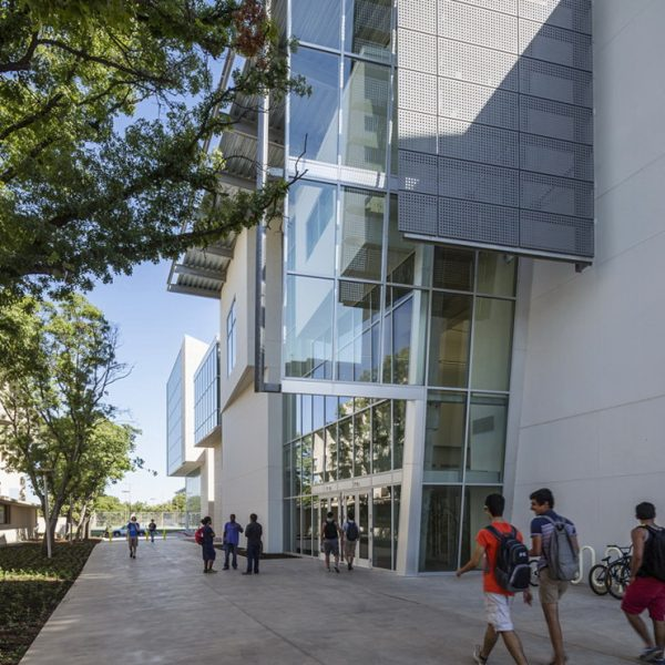 UT Dallas Edith O'Donnell Arts & Technology Building