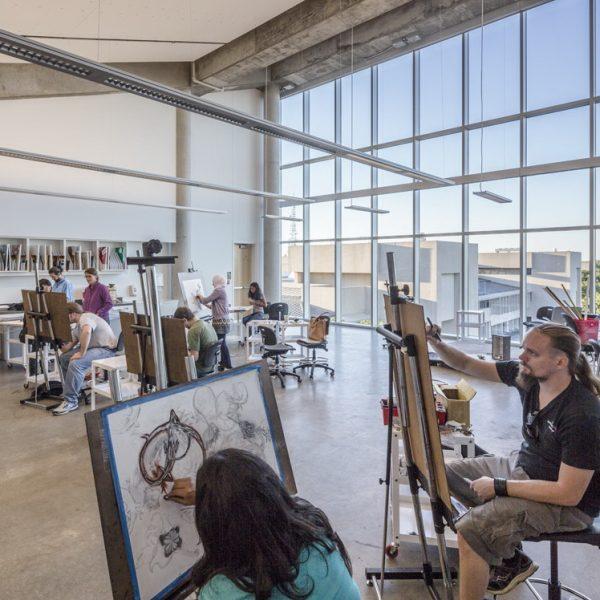ATEC Building - UT DallasStudios Architecture