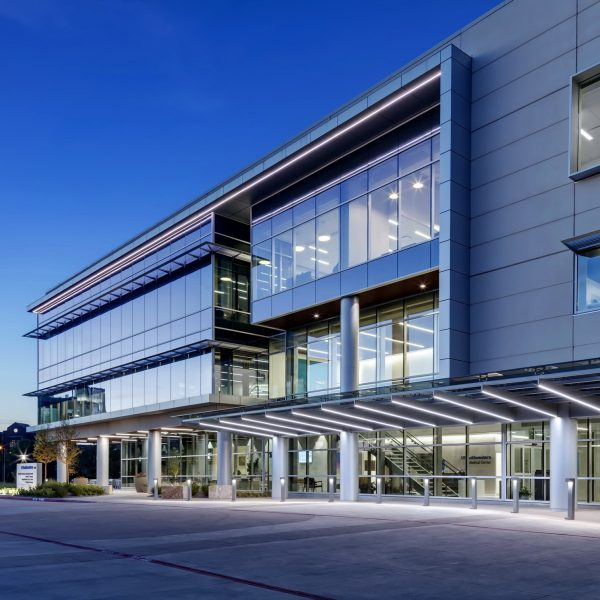 UT Southwestern Medical Center Radiation Oncology Building